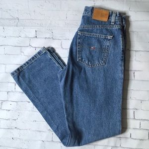 Vintage TOMMY HILFIGER Boyfriend Jeans, Size 4